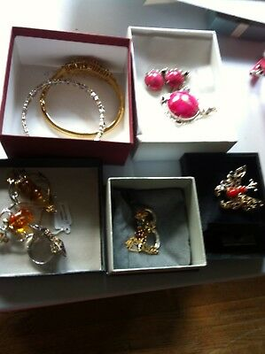 Large Lot Of 925 Jewelry