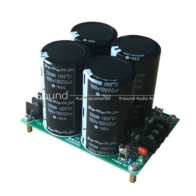 Rectifier filter power supply board 100V / 15000uF For Dual Amp power amplifier