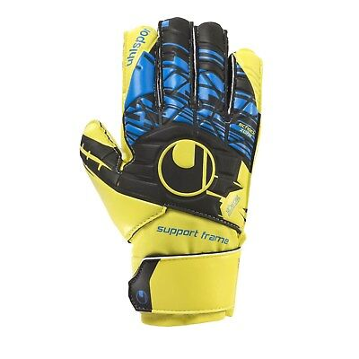 Uhlsport Kinder Torwarthandschuhe Speed Up Now Soft SF Jr