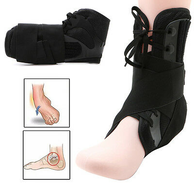 Adjustable Ankle Straps Sports Support Foot Orthosis Stabilizer Ankle Protector
