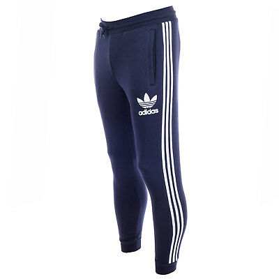 Men's adidas Originals Clfn Cuffed Track Pants In Legend Ink From Get The Label