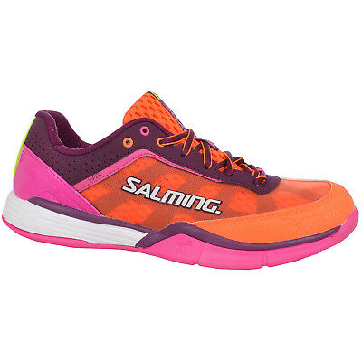 Salming Womens Viper 4 Squash Indoor Court Sports Training Shoes Trainers