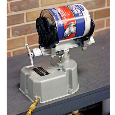 Eastwood 15205 Pneumatic Paint Shaker Fits Standard 1 Pint to 1 Gallon Round Pai