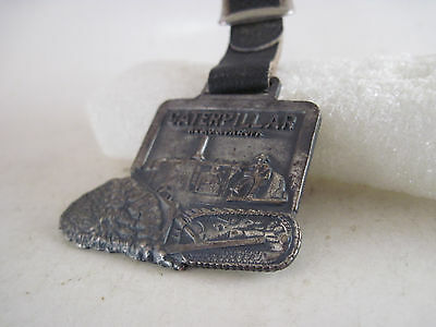 vintage Caterpillar Dozer  fob by Leavens