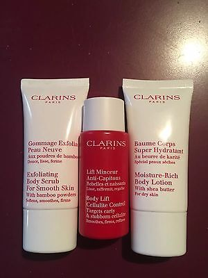 CLARINS- Lot soins Corps- 90ml