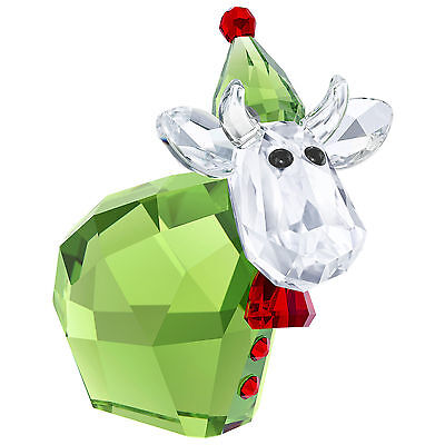 Swarovski Santa's Helper Mo # 5286208 Crystal  new Limited Edition 2017
