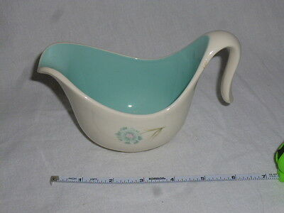 """Vintage Taylor Smith & Taylor Boutonniere """"Ever Yours"""" Creamer Pitcher"""