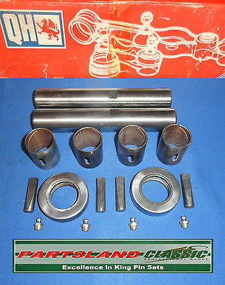 Dodge Ford D Series 7 – 8 Ton Truck Swivel King Pin Axle paired set 1965 – 1976
