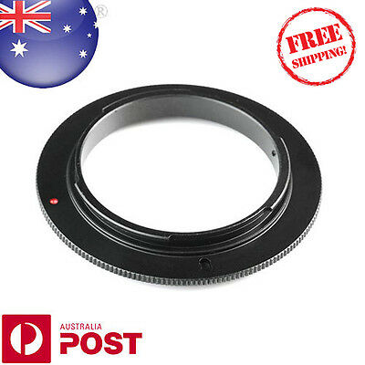 58mm Macro Reverse Lens Adapter Ring For CANON Mount - Z306F