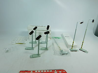 ax663-1 #8x pz-model O Gauge (1:45) bastler-blech-lampe/Light Signal etc, BOXED