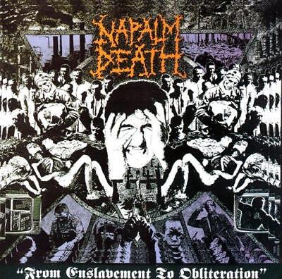 Napalm Death - From Enslavement To Obliteration (NEW VINYL LP)