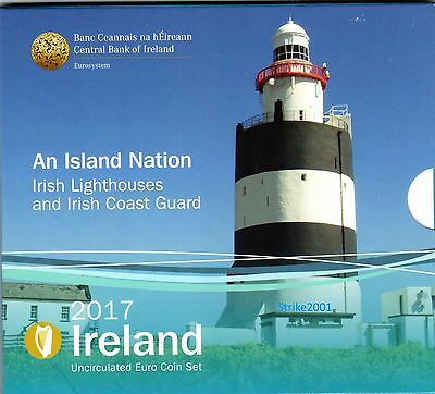 NEW !!! Euro IRLANDA 2017 in Folder Ufficiale NEW !!!