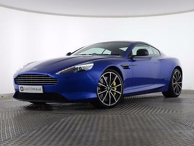 2016 Aston Martin DB9 5.9 GT Coupe Touchtronic II 2dr
