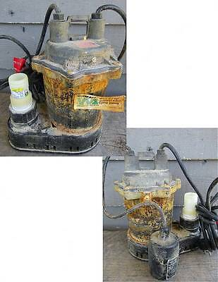 WATER ACE R3S 1/3hp SUBMERSIBLE WATER PUMP