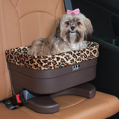 Pet Gear Dog Pet Elevated Raised Booster Car Seat Carrier Jaguar Small