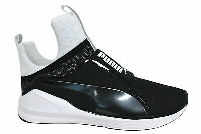 Puma Fierce Dance Fitness Training Womens Slip On Trainers Black 189417 05  P5A 9de50d552