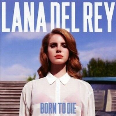 Lana Del Rey - Born To Die (NEW CD)