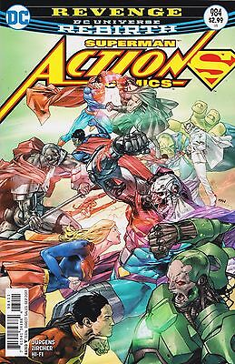 ACTION COMICS (2016) #984 - Cover A - DC Universe Rebirth - New Bagged