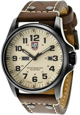 4939d3f8111 Luminox Land Atacama Field Day 1920 Series Leather Watch XL.1927 - Open Box