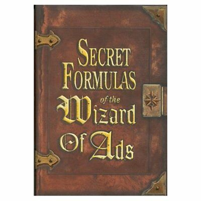 Secret Formulas of the Wizard of Ads - Paperback NEW Williams, Roy H 2000-10-02