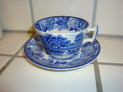 Wood & Sons English Scenery Cup/saucer