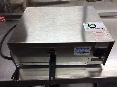 Wisco Pizza Pal Electric Oven 412-5
