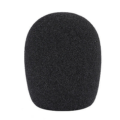 Neewer Black Ball Type Foam Windscreen Pop Filter for Condenser Microphone