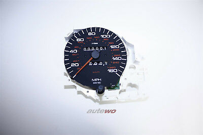 895957033 NEU Audi 80 B4/Coupe/Cabrio Typ 89 Tacho VDO UK-/GB-Version