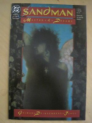 SANDMAN Vol 1, 1989 series, 8. 1st appearance DEATH. By NEIL GAIMAN. DC VERTIGO