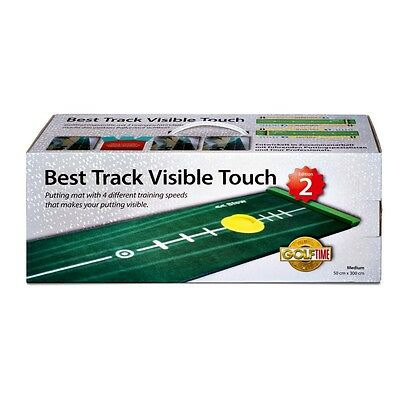 BEST TRACK Putting Matte Medium Visible Touch Edition 2