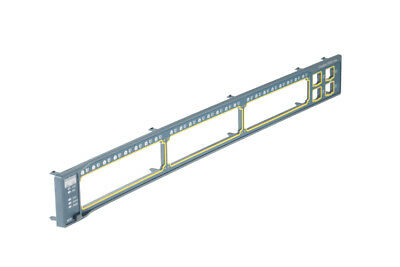 Replacement Faceplate for Cisco Catalyst 3750-48P Switch