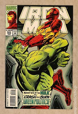 Iron Man (1968 1st Series) #305 FN 6.0