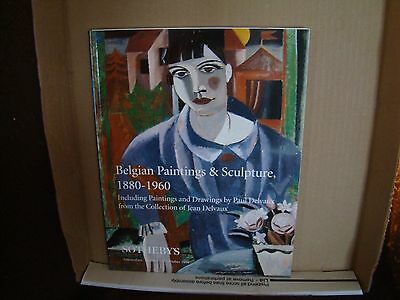 Sotheby's Amsterdam Belgian Paintings & Sculpture  #AM0740 October 25, 1999