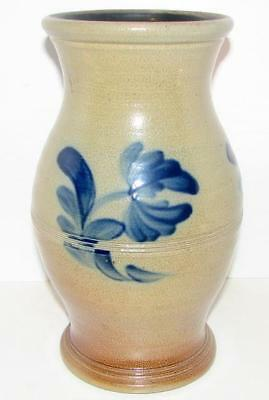 2003 Rowe Pottery Historical Collection Salt Glazed Vase
