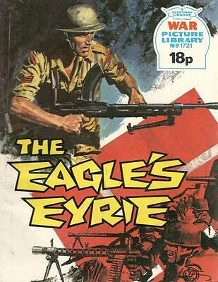 1979 1721 31780 War Picture Library  THE EAGLES EYRIE