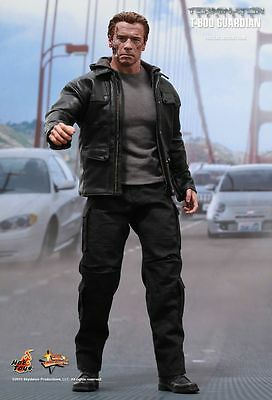 TERMINATOR GENISYS ~ T-800 Guardian 1/6th Scale Action Figure (Hot Toys) #NEW