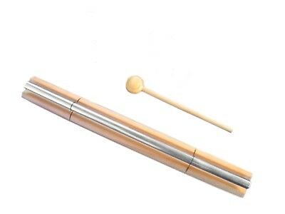 528 Hz Tuned Energy Bar Chime louder than Tuning Fork for Sound Healing Therapy