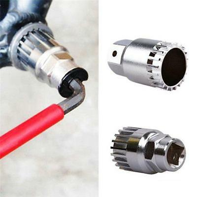 Bike Cycling Bicycle Repair Tools Sealed Bottom Bracket Spindle Remover New Z