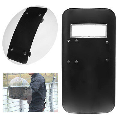 CS Military PC Anti Riot Shield Control Police Tactical Security Protective Tool