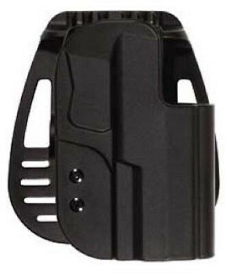 Uncle Mike's 54151 Kydex Paddle Holster R/H Ruger P85 P89 P90