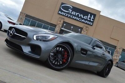 2016 Mercedes-Benz Other Base Coupe 2-Door 2016 MERCEDES GTS * EXCLUSIVE INTERIOR * CHROME TRIM * LANE TRACK PKG * LOOK