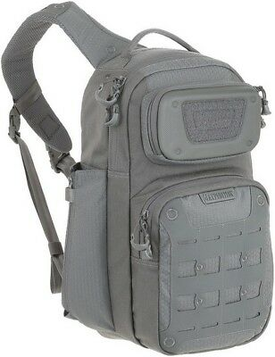 Maxpedition MXGRFGRY Gridflux Advanced Gear Research Sling Pack Gray