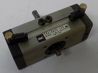 Smc Cra1Bw30-180 Max Press. 1.0Mpa Pneumatic Rotary Actuator