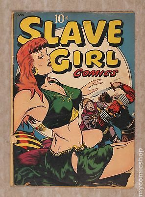 Slave Girl Comics (1949) #1 GD 2.0