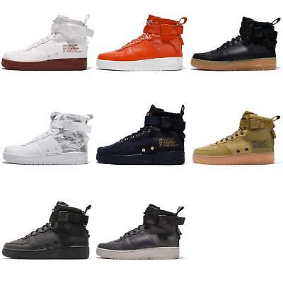 NIKE SF AF1 MID Special Field Air Force 1 One Zip Men Shoes Pick 1 ... d6b01b960