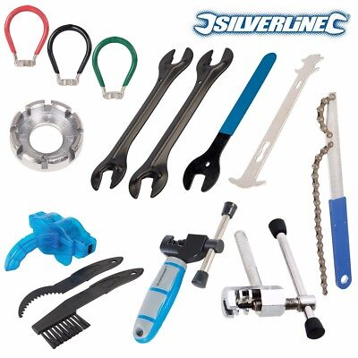 BICYCLE CHAIN & GEAR TOOLS Bike Wheel/Pedal Spanners & Wrenches Repair/Removal