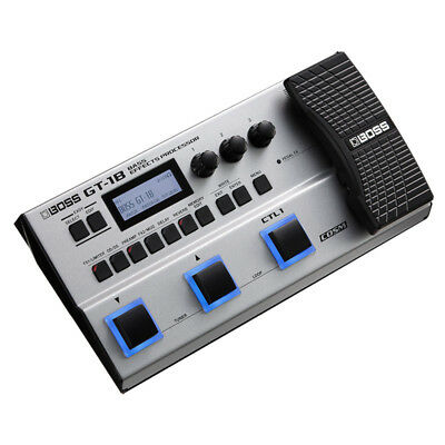 Boss GT-1B Bass Effects Processor (NEW)