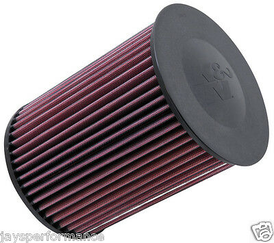 K&N AIR FILTER REPLACEMENT FORD FOCUS III 1.0i, 1.5i, 1.6i, 2.0i, 2.3i, TDCi