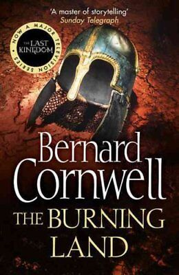 The Burning Land by Bernard Cornwell 9780007219766 (Paperback, 2010)