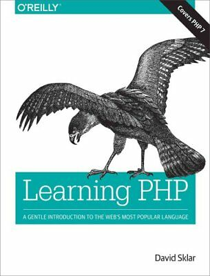 Learning PHP A Gentle Introduction to the Web's Most Popular La... 9781491933572
